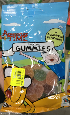 Awesome Gummies - Product - fr