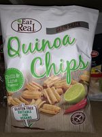 Quinoa Chips - Chilli and Lime - Produit