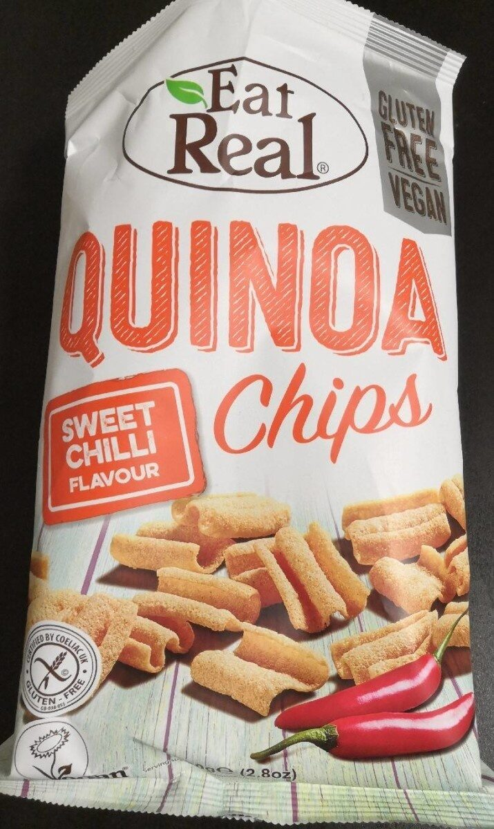 Quinoa chips - Product - fr