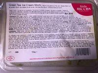 Green Tea Ice Cream Mochi - Product