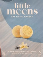 Littlemoon Vanilla Mochi Ice Cream - Product