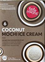 Mochi glacé à la noix de coco de sumatra - Product