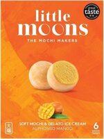 Soft Mochi & Gelato Ice Cream Alphonso Mango 6 x (192g) - Product - en