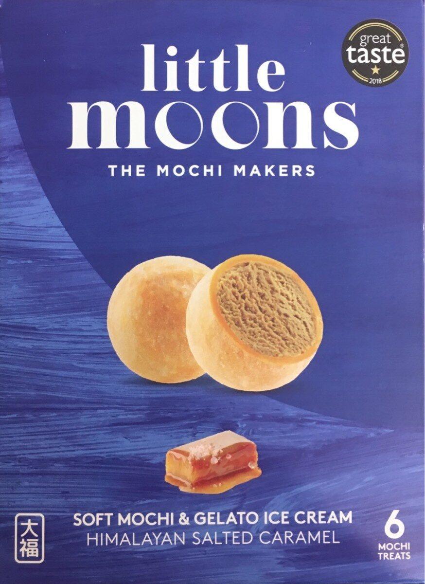 Mochi glacé Caramel beurre salé - Product