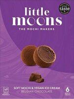 Soft Mochi & Vegan Ice Cream Belgian Chocolate 6 x (192g) - Prodotto - fr