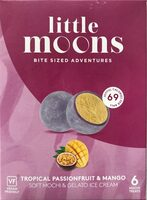 Little Moons - Tropical Passionfruit & Mango - Product - fr