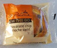Chocolate Chip Brioche Swirl - Product