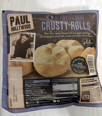 Ready to Bake Crusty Rolls - Prodotto - en