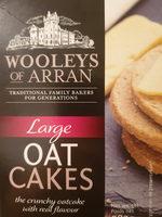 Large Oatcakes - Product