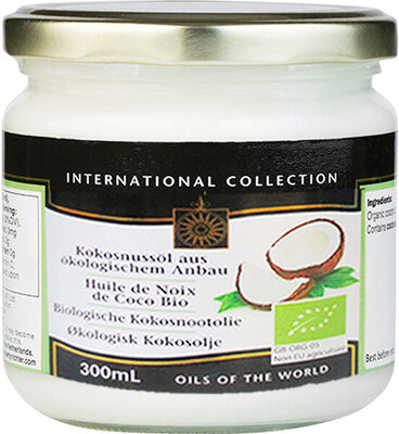 Aceite de coco ecológico - Producte - fr