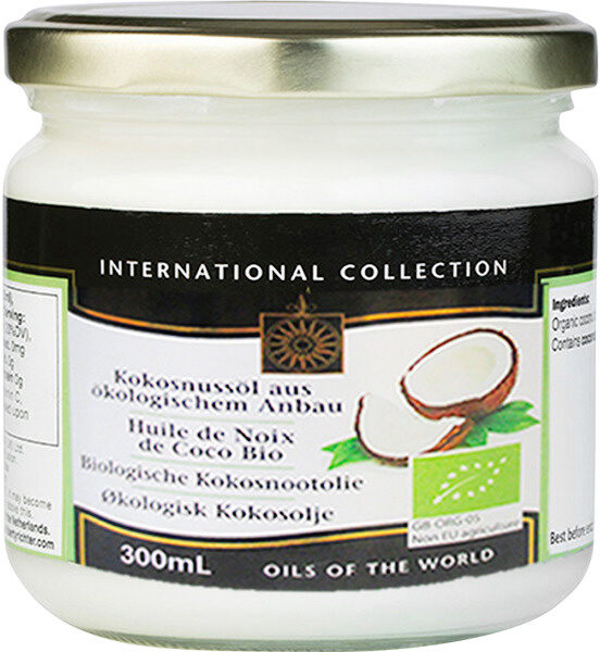 Aceite de coco ecológico - Product - fr