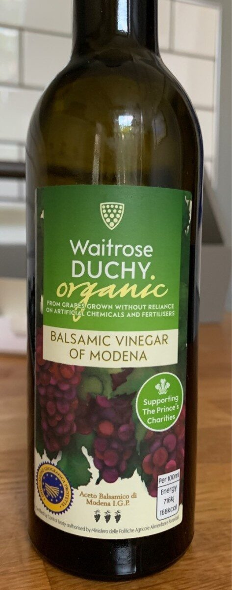 Balsamic Vinegar of Modena - Product