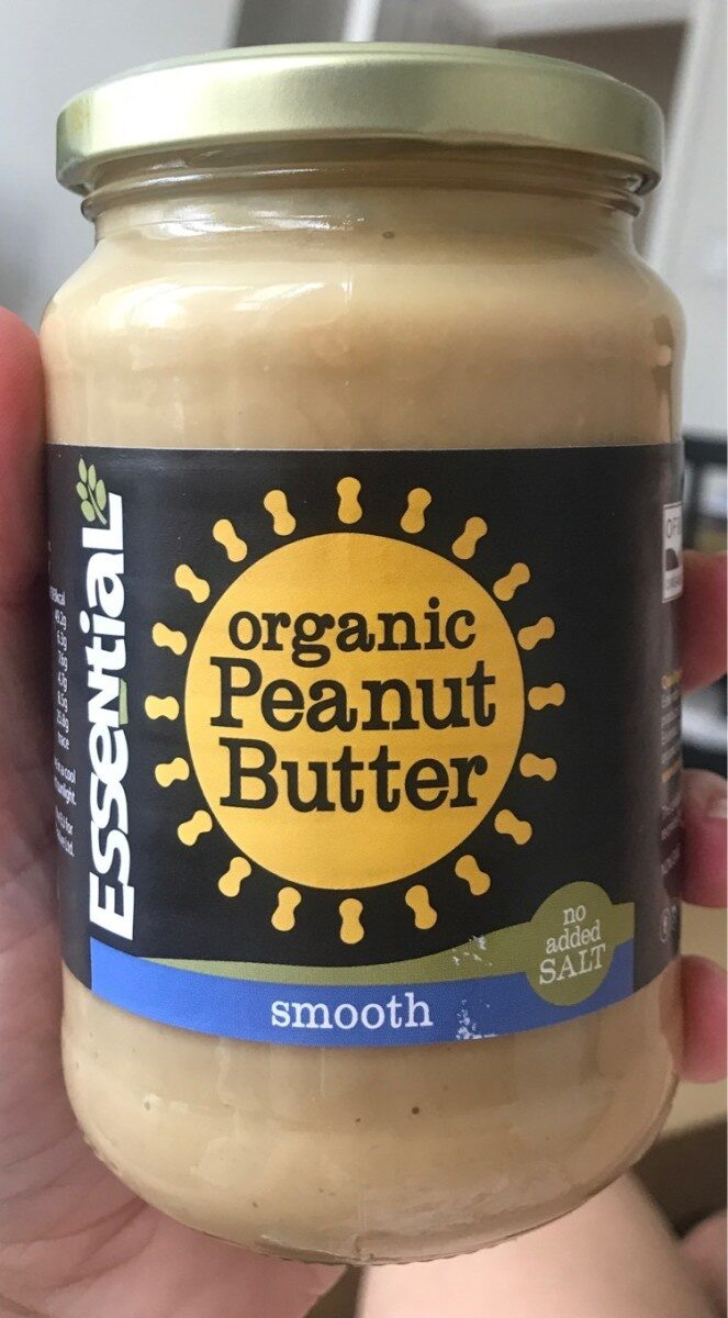 Organic peanut butter - Product