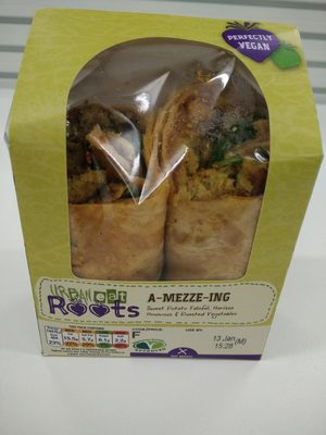 A-Mezze-Ing Wrap - Product