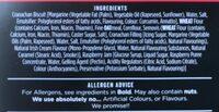 Cranachan creams - Ingrédients