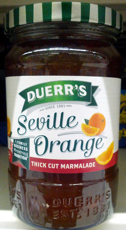 Seville Orange Thick Cut Marmalade - Produit