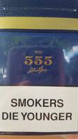 Cigarez - Thành phần - en
