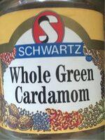 Whole green Cardamom - Prodotto - fr