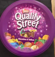 Quality Street chocolates & toffees - Produit - fr