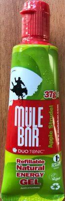 Mulebar gel pomme cannelle - Produit