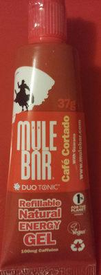Cafe Cortado with Guarana - Product
