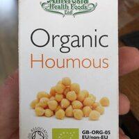 San Amvrosia Organic Houmous - Produit - en