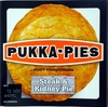 Steak & Kidney Pie - Product