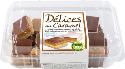 DELICES CARAMEL - Product - fr