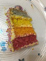 Gâteau Arc-en-ciel - Produit - fr