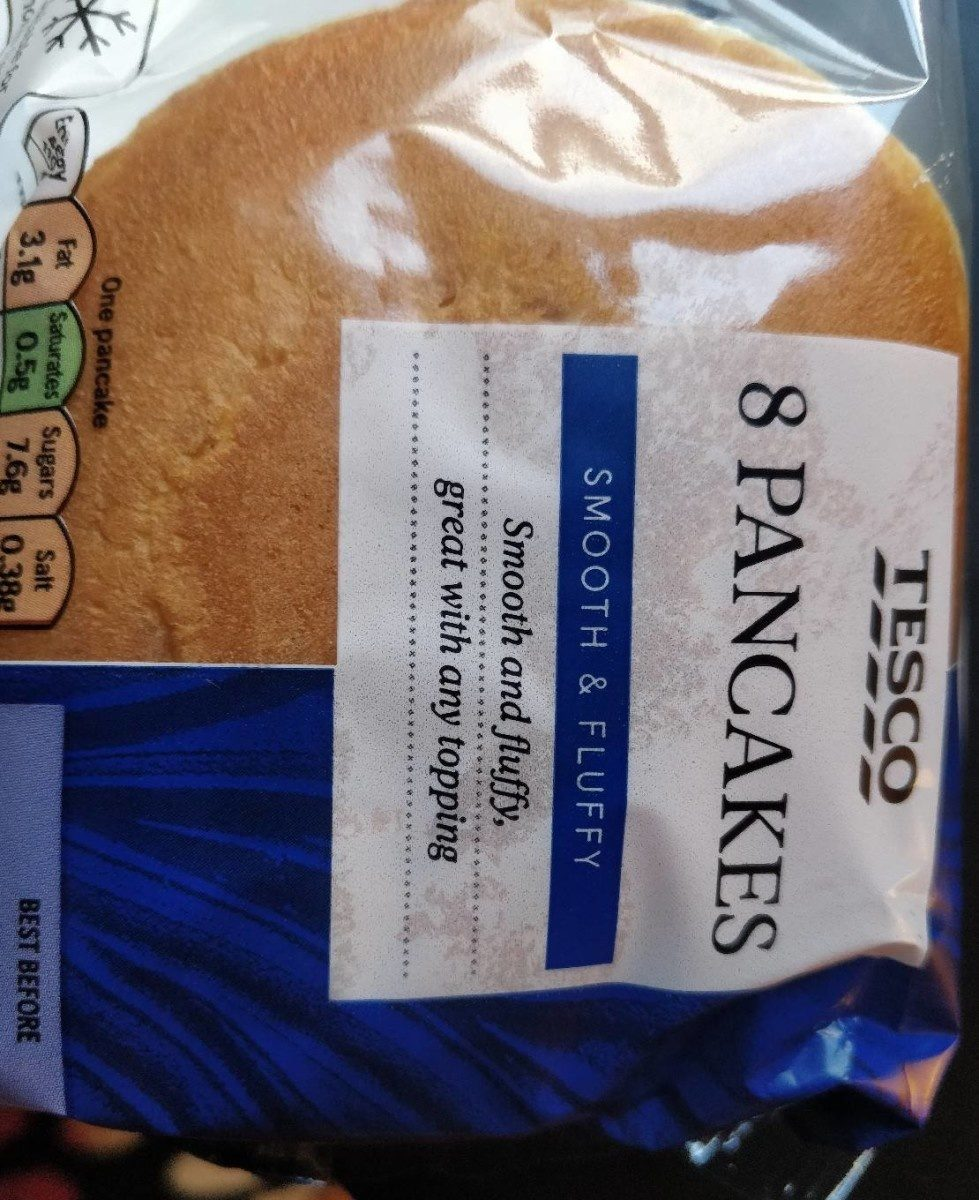 pancakes - Produit