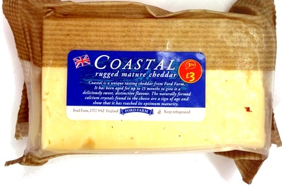 Coastal Rugged Mature Cheddar - Produit - en