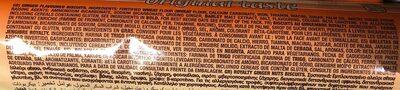 Ginger Nuts original taste - Ingredienti - en