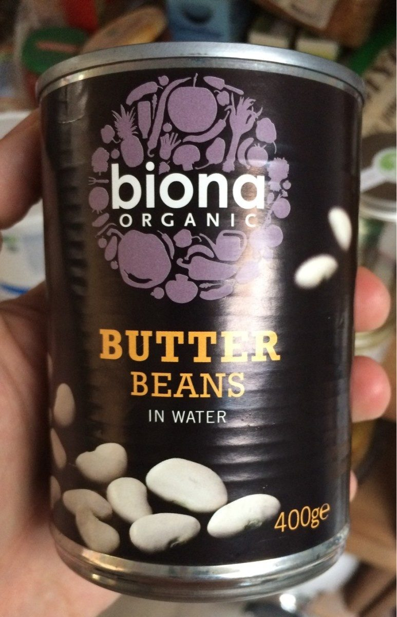 Butter Beans - Product