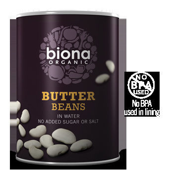Butter Beans - Ingredients - en