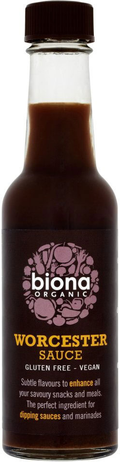 Biona Organic Worcestershire Sauce - Product