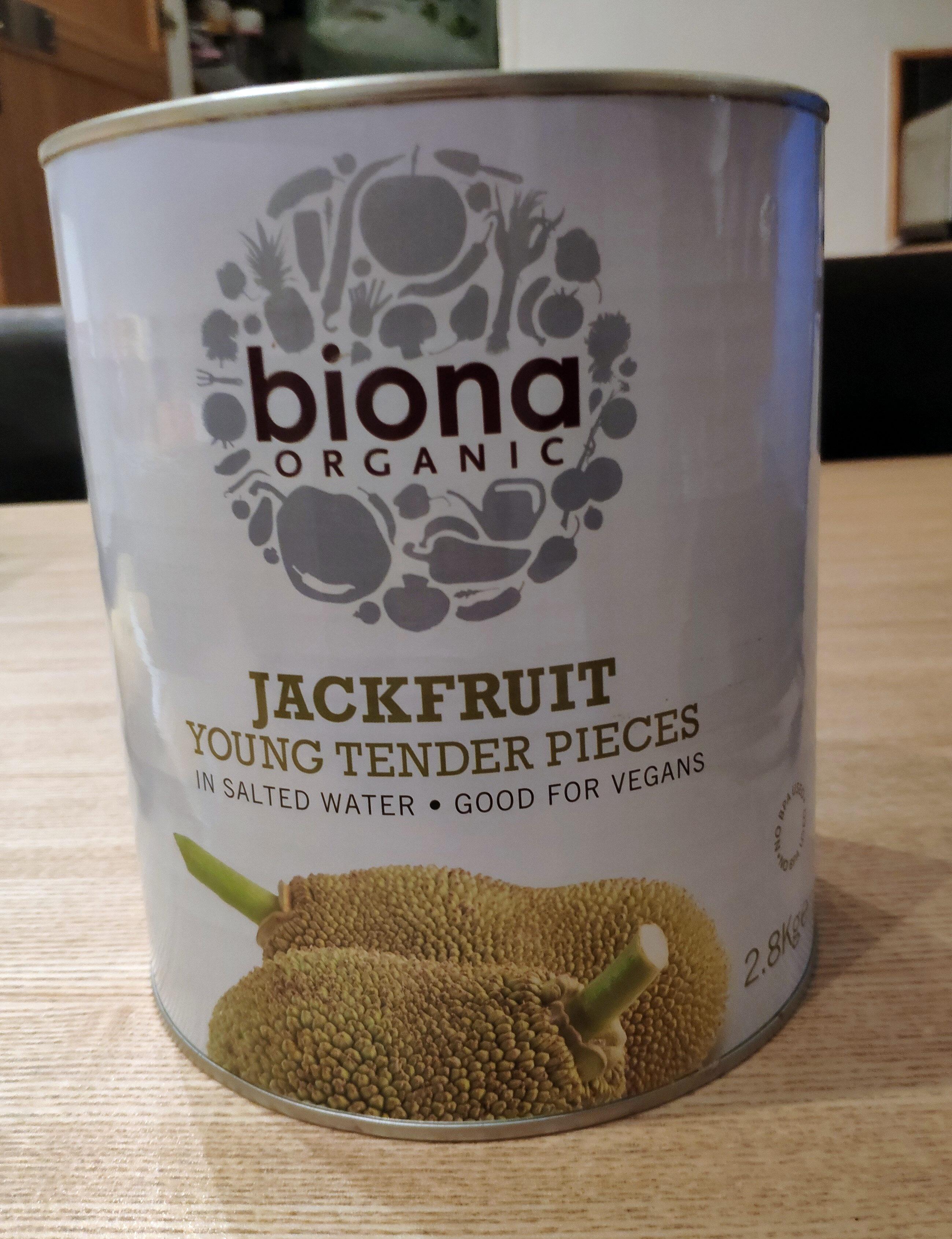 Jackfruit Young Tender Pieces - Product - en
