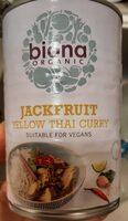 JACKFRUIT Yellow Thai Curry - Product - fr