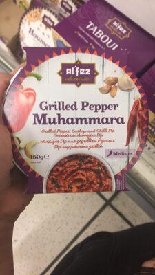Alfez Grilled Pepper Muhammara - Product