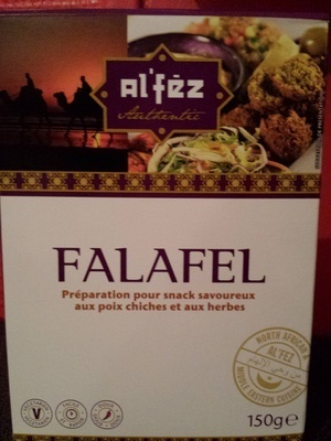 Falafel - Produkt