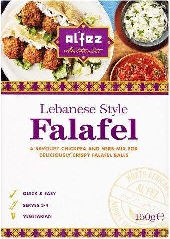 Lebanese Style Falafel - Produkt - fr