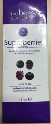 Superberries Purple - Product