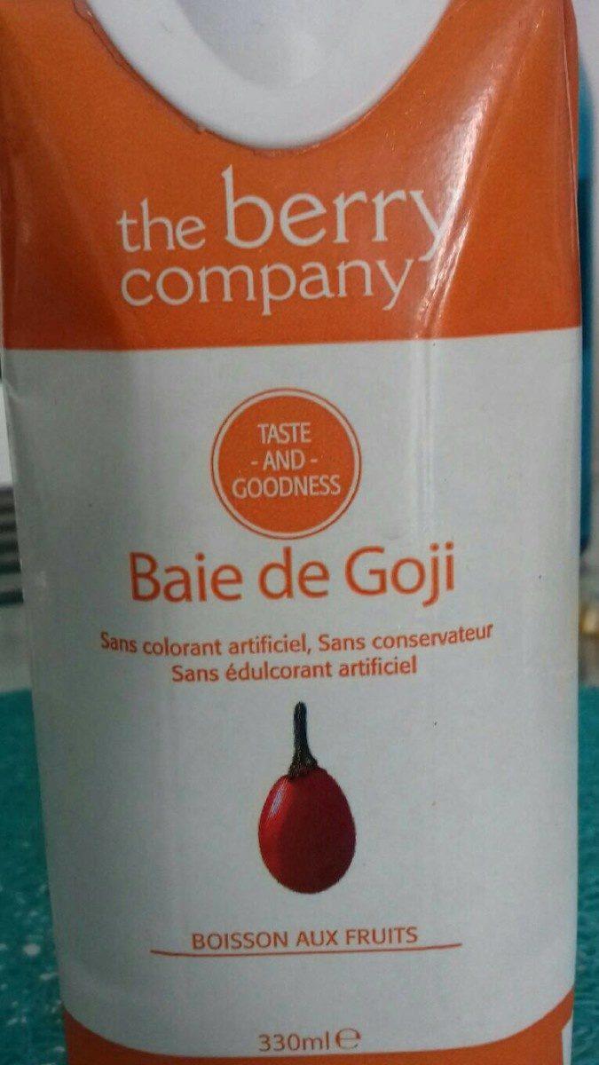 Baies de goji - Produit