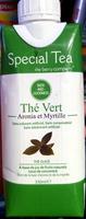 Thé vert aronia et myrtille - Product