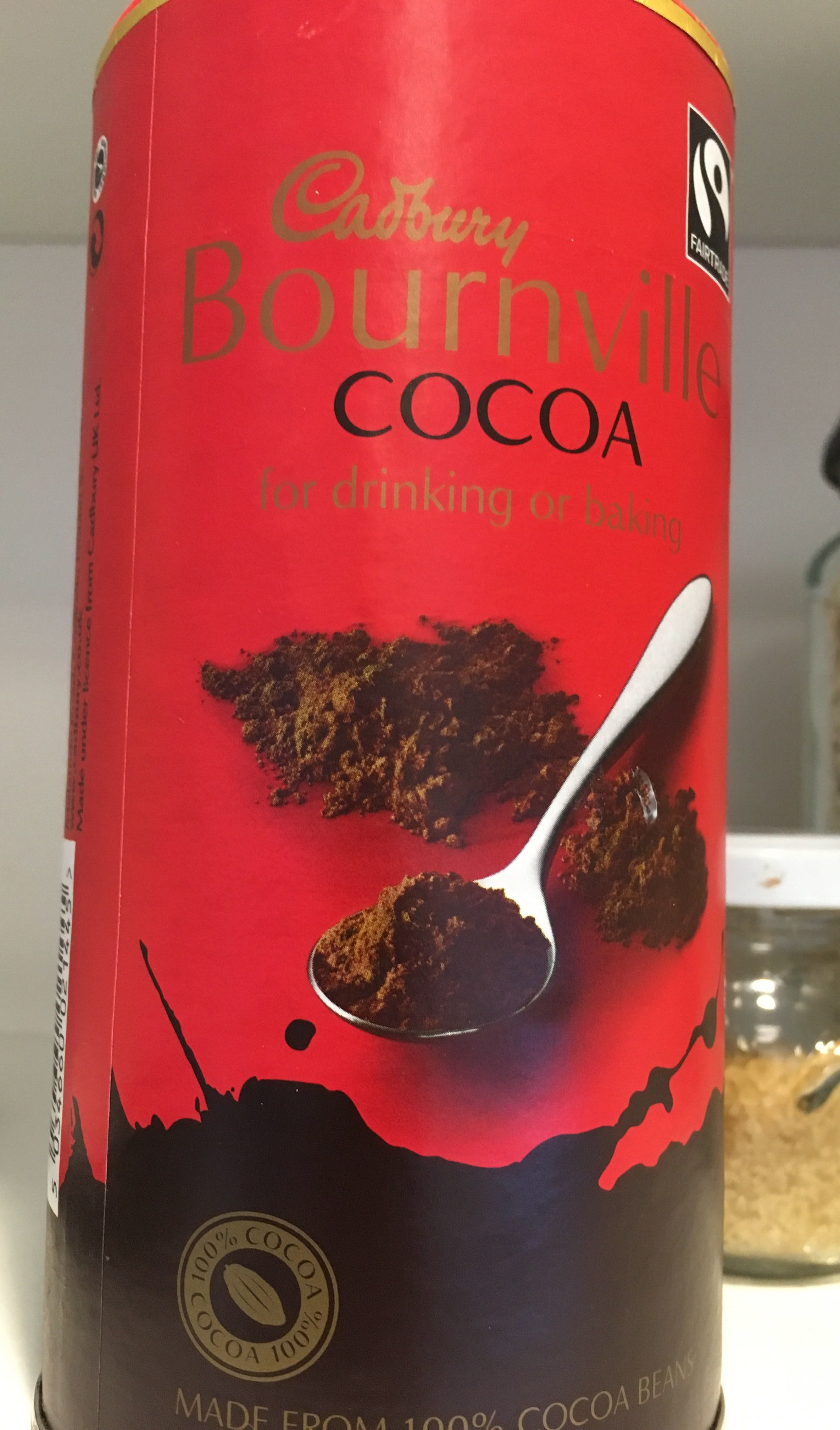Bournville Cocoa for Drinking or Baking - Produit