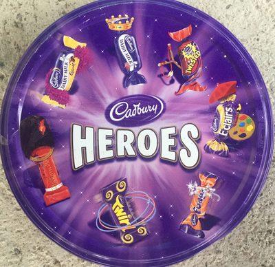 Heroes - Produit