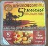 Sheese 100% dairy-free - Produit