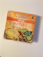 Mature cheddar style - Product - fr