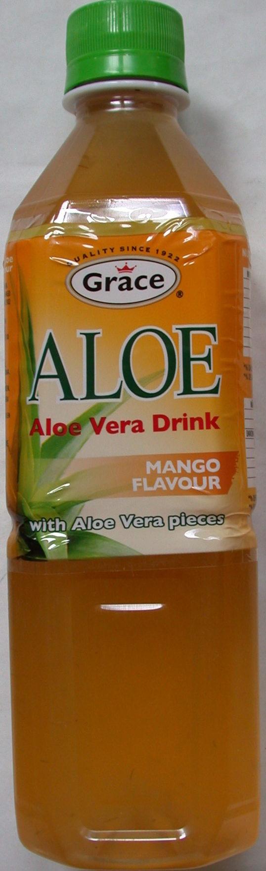 Aloe Vera Goût Mangue - Product