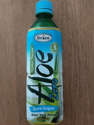 Aloe Zéro - Producto