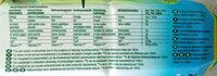 Aloe Zéro - Nutrition facts - fr